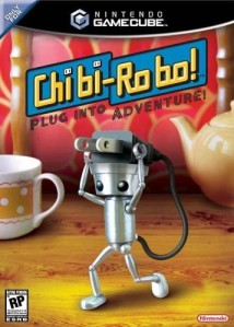 Chibi Robo was developed by Skip! The same people who are bringing us Captain Rainbow
