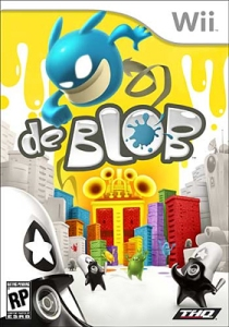 de Blob- platforming awesomeness from BlueTongue and THQ