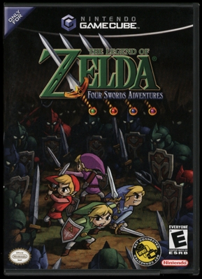 Probably the least-discussed Zelda game of all time.