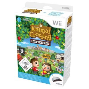 Animal Crossing with WiiSpeak